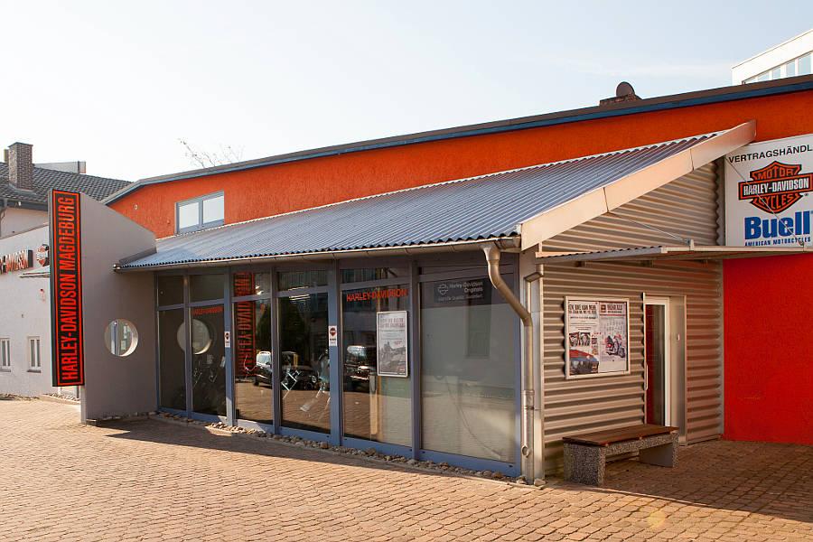 Harley-Davidson Magdeburg GmbH, Hellestraße 25 in Magdeburg