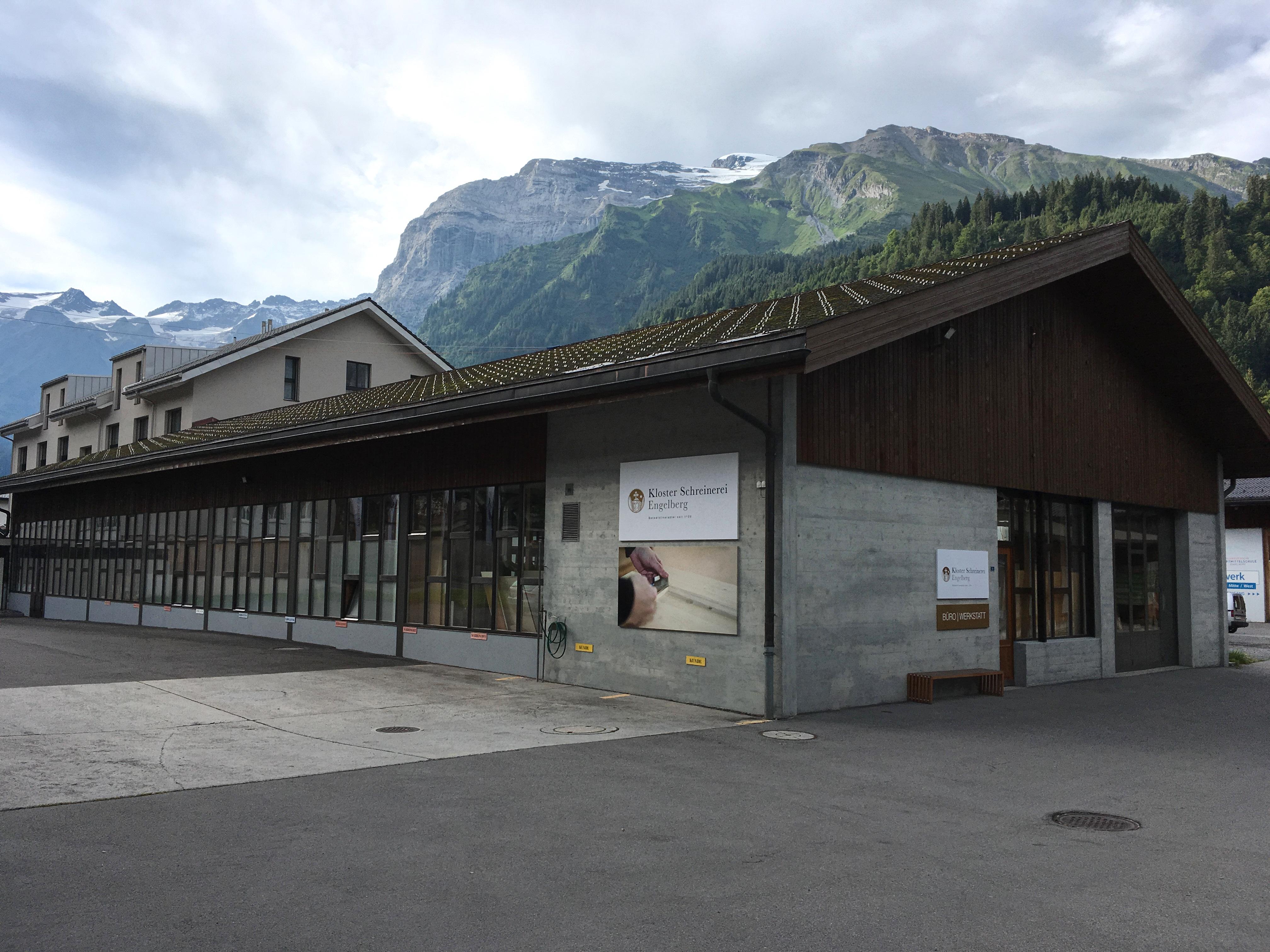 Kloster Schreinerei Engelberg