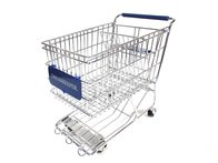 Blue Dreamkeeper Shopping Cart