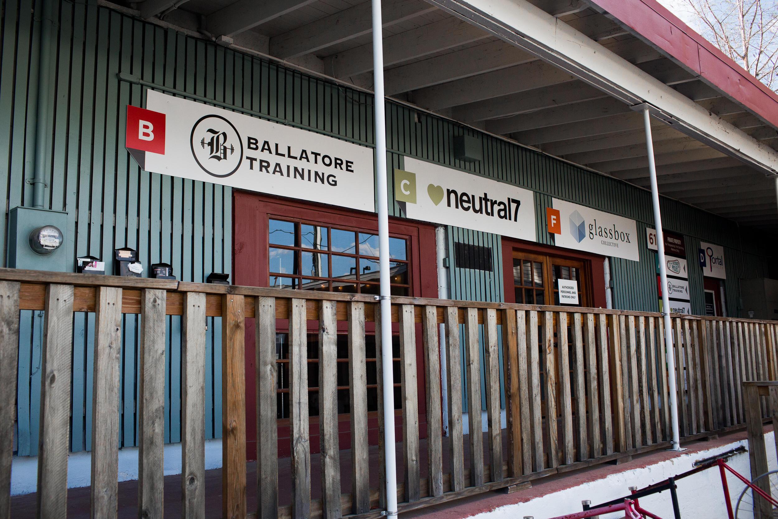 Ballatore Training image 5