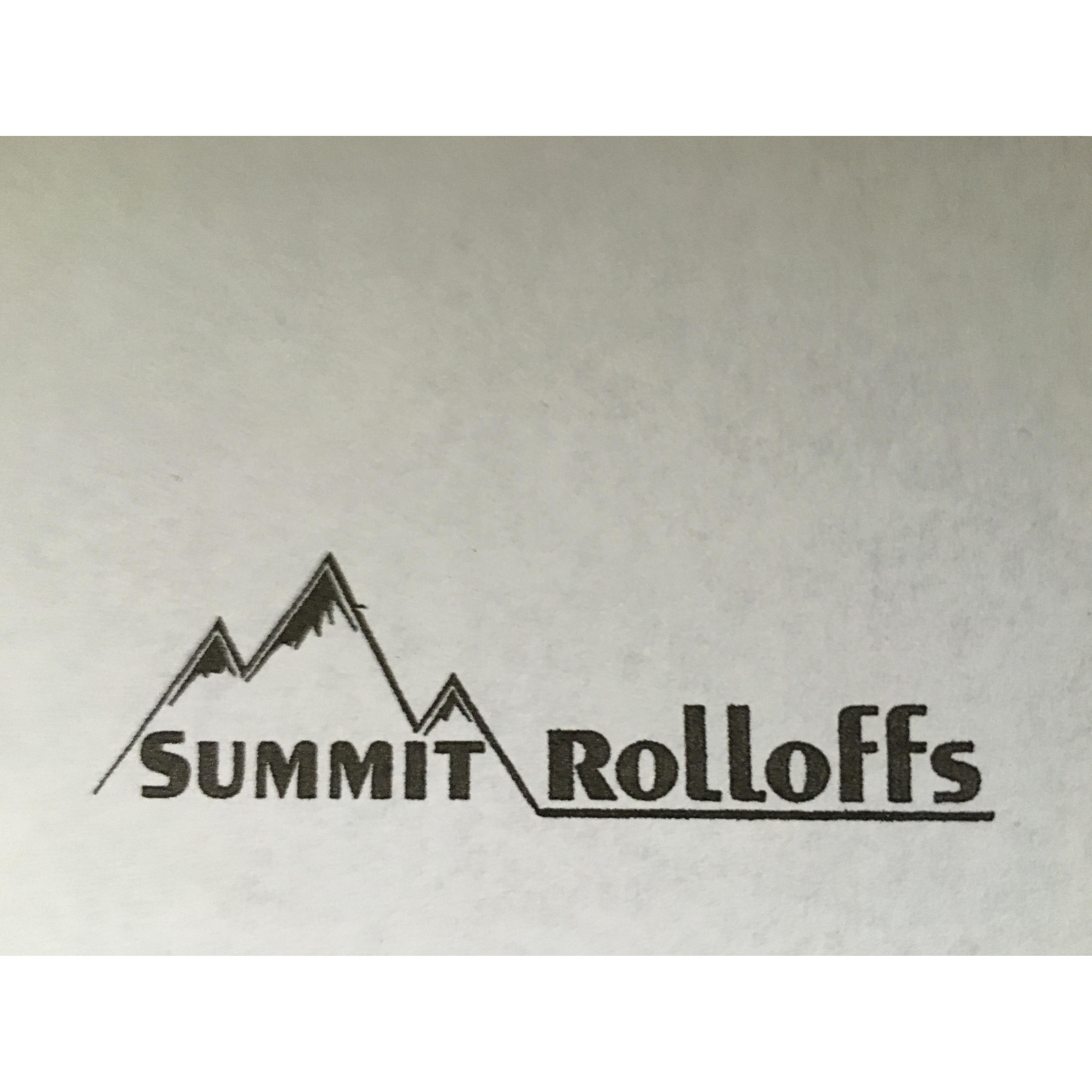 Summit roll-offs