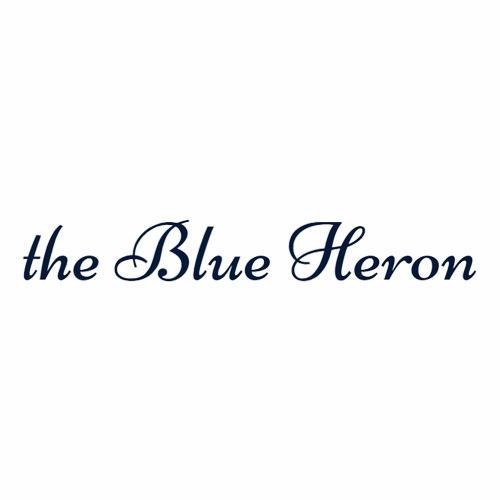 The Blue Heron at Blackthorn