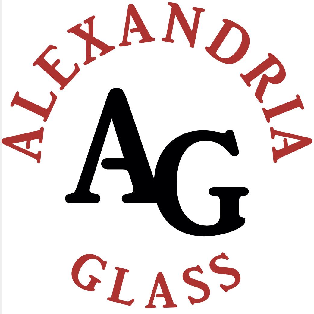 Alexandria Glass Company Logo
