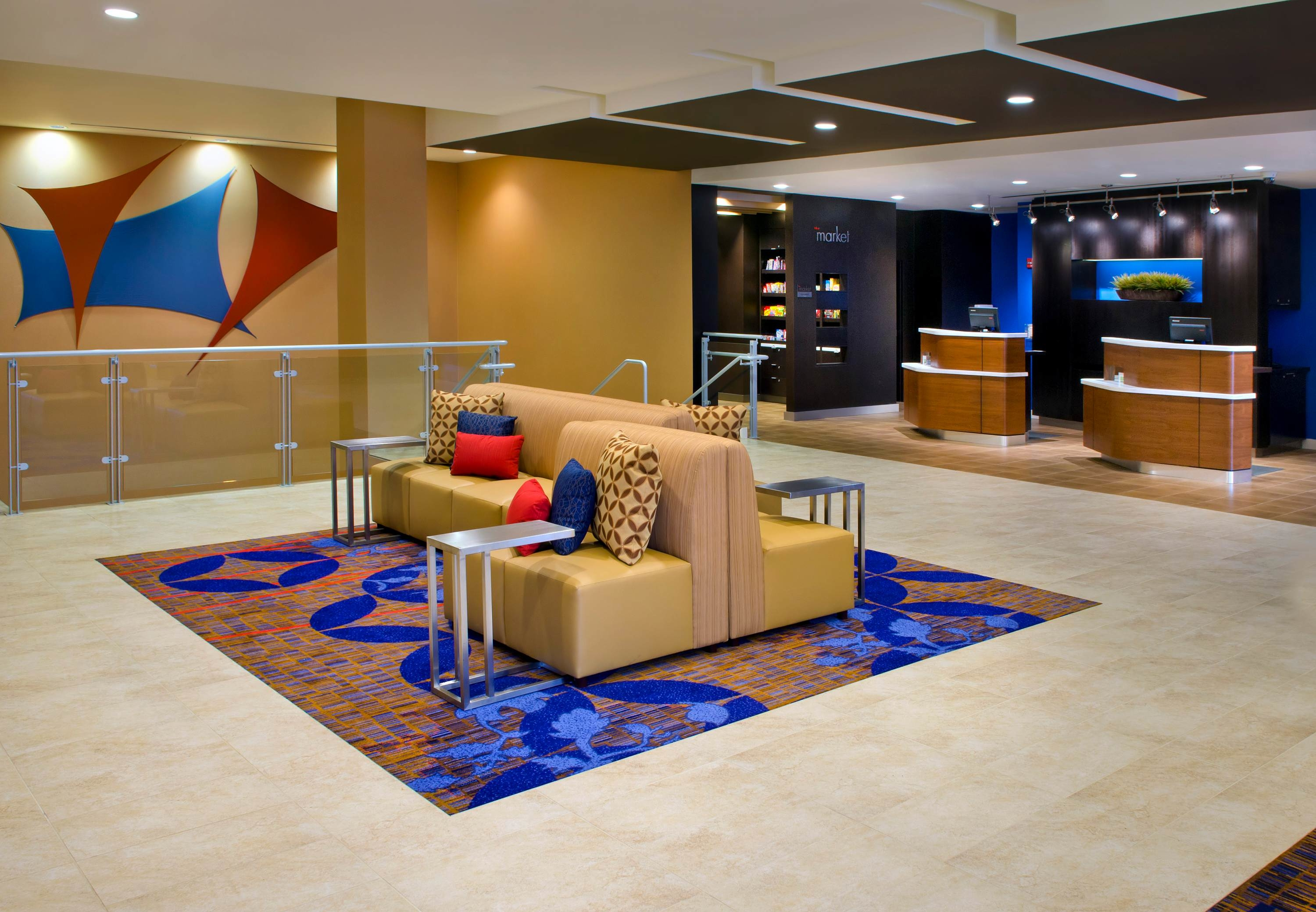 Courtyard by Marriott Newark Downtown image 10