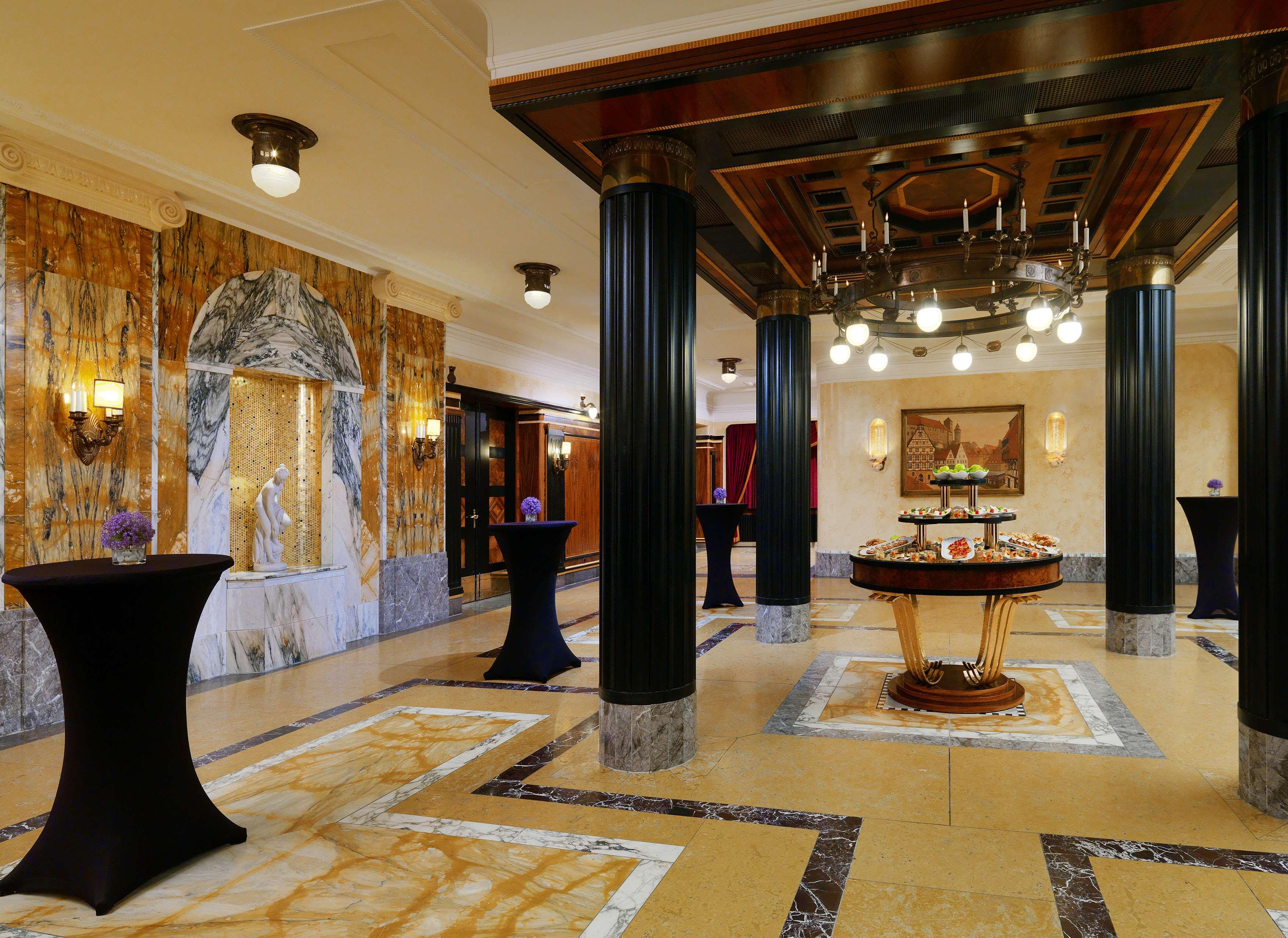 le m ridien grand hotel nuremberg in n rnberg ffnungszeiten adresse. Black Bedroom Furniture Sets. Home Design Ideas