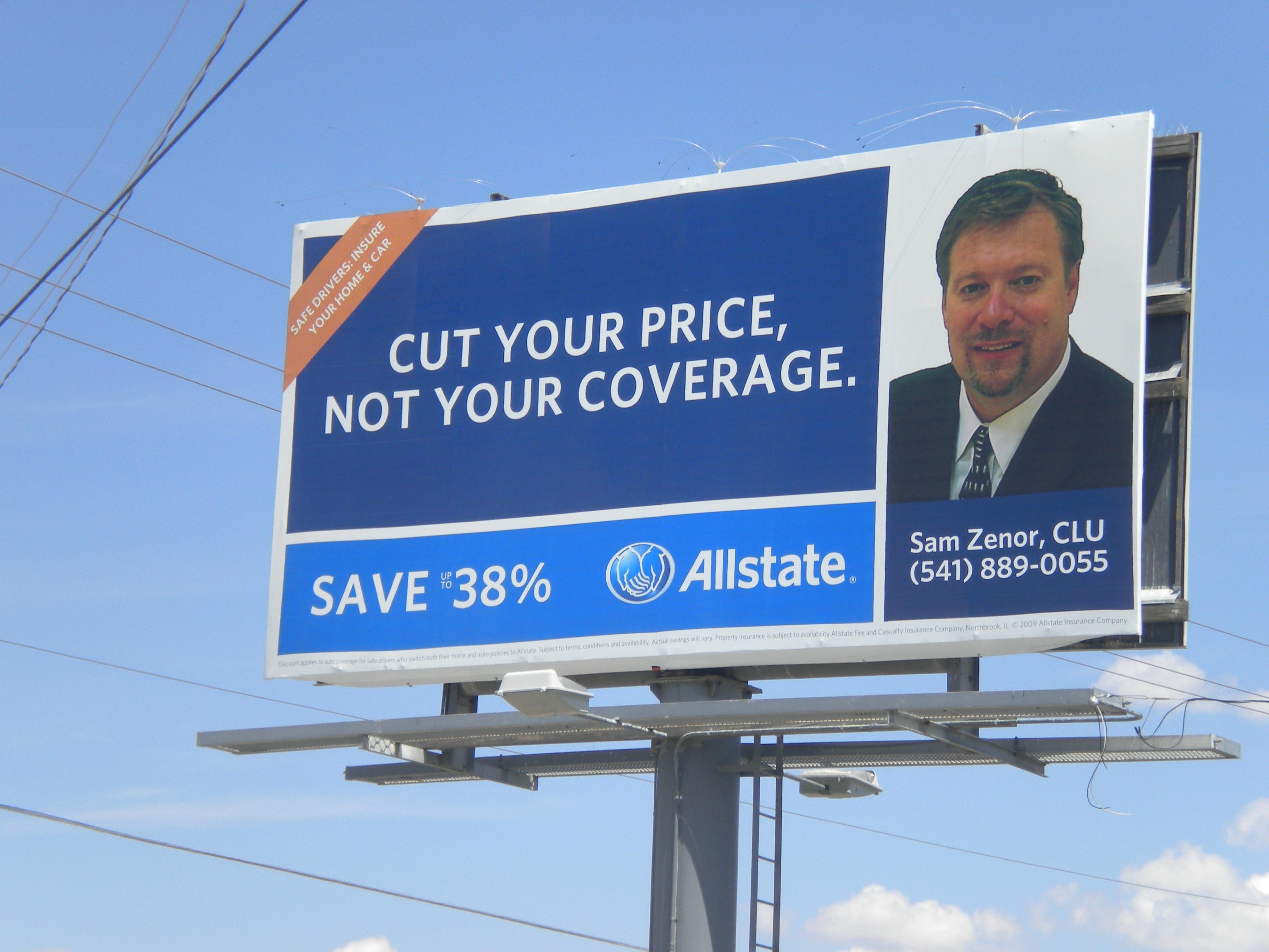 Allstate Insurance Agent: Sam Zenor image 3
