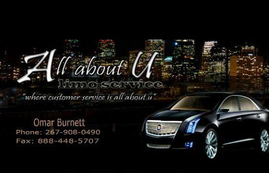 All About U Limousine LLC image 0