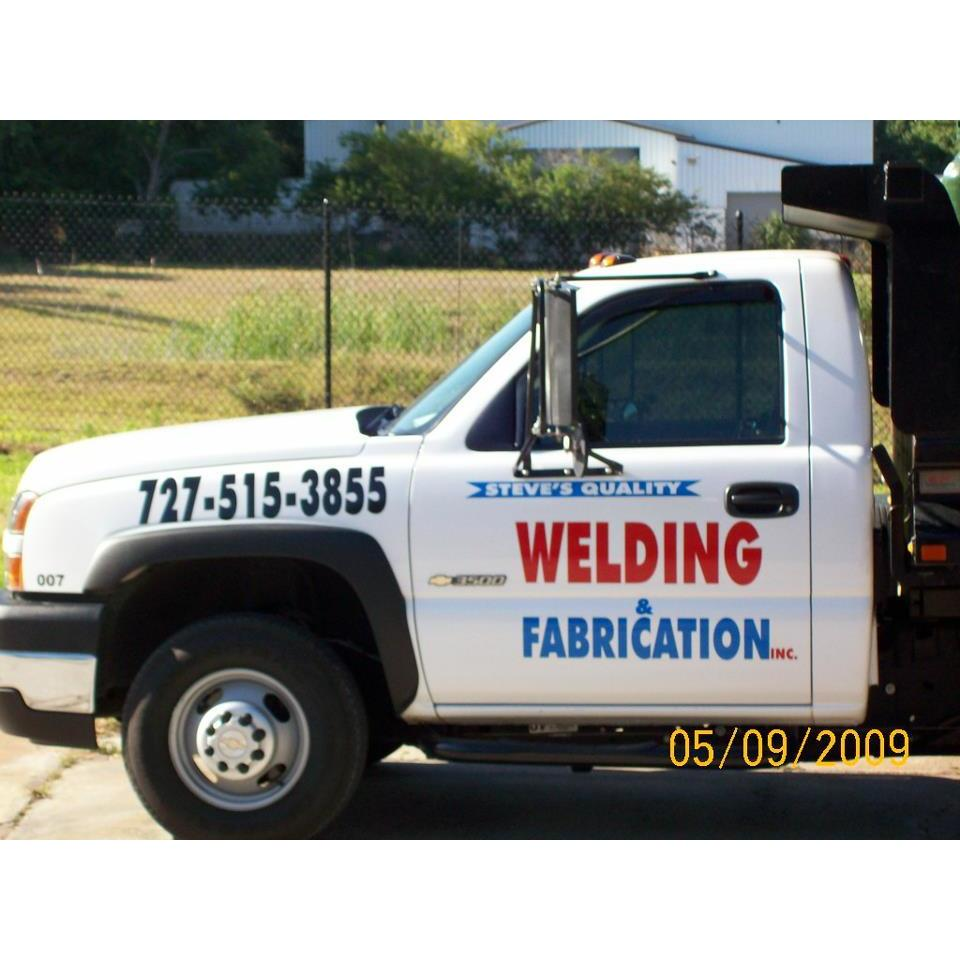 Steve's Quality Welding & Fabrication Inc.