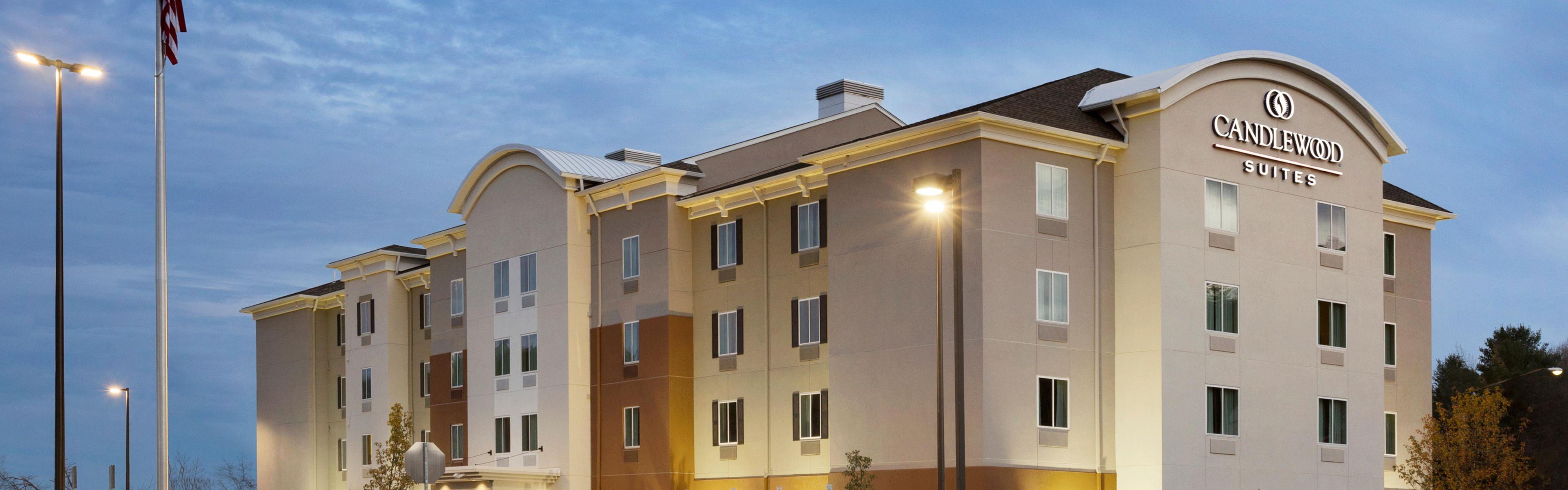Candlewood Suites Vestal - Binghamton image 0