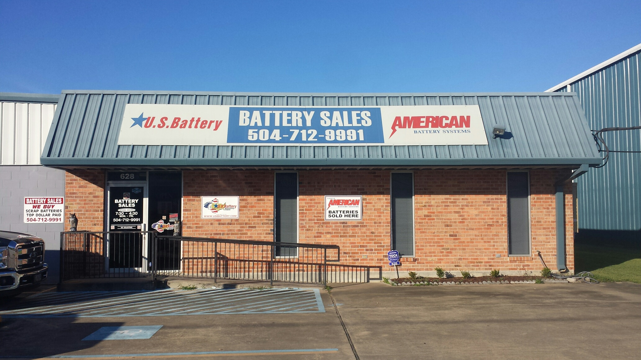 Battery Sales & Service - Battery Store - New Orleans image 0