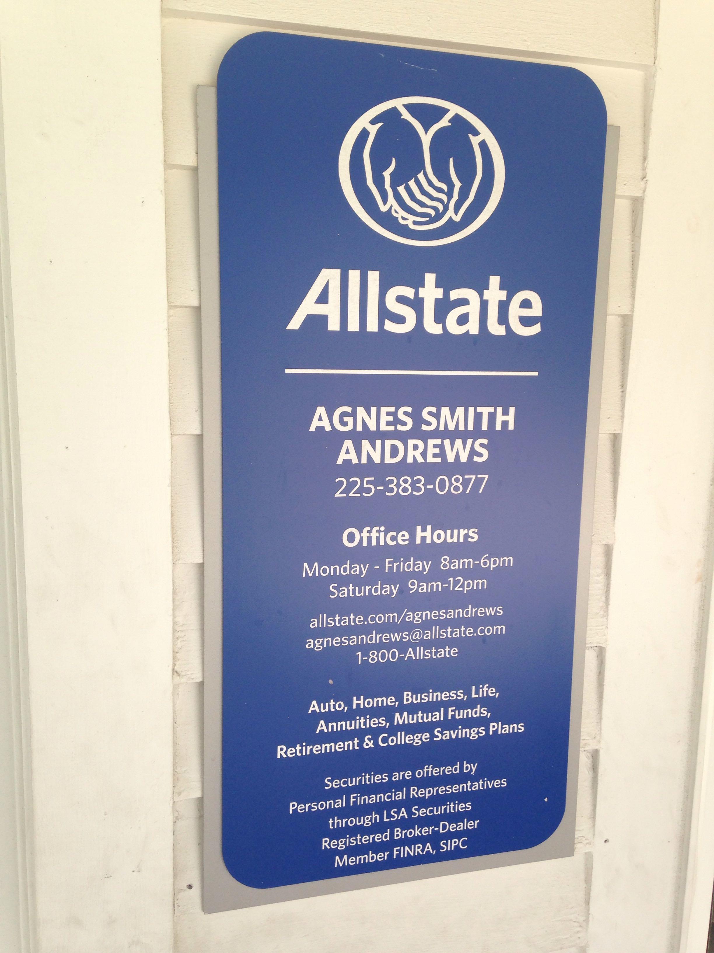 Agnes Andrews: Allstate Insurance image 5