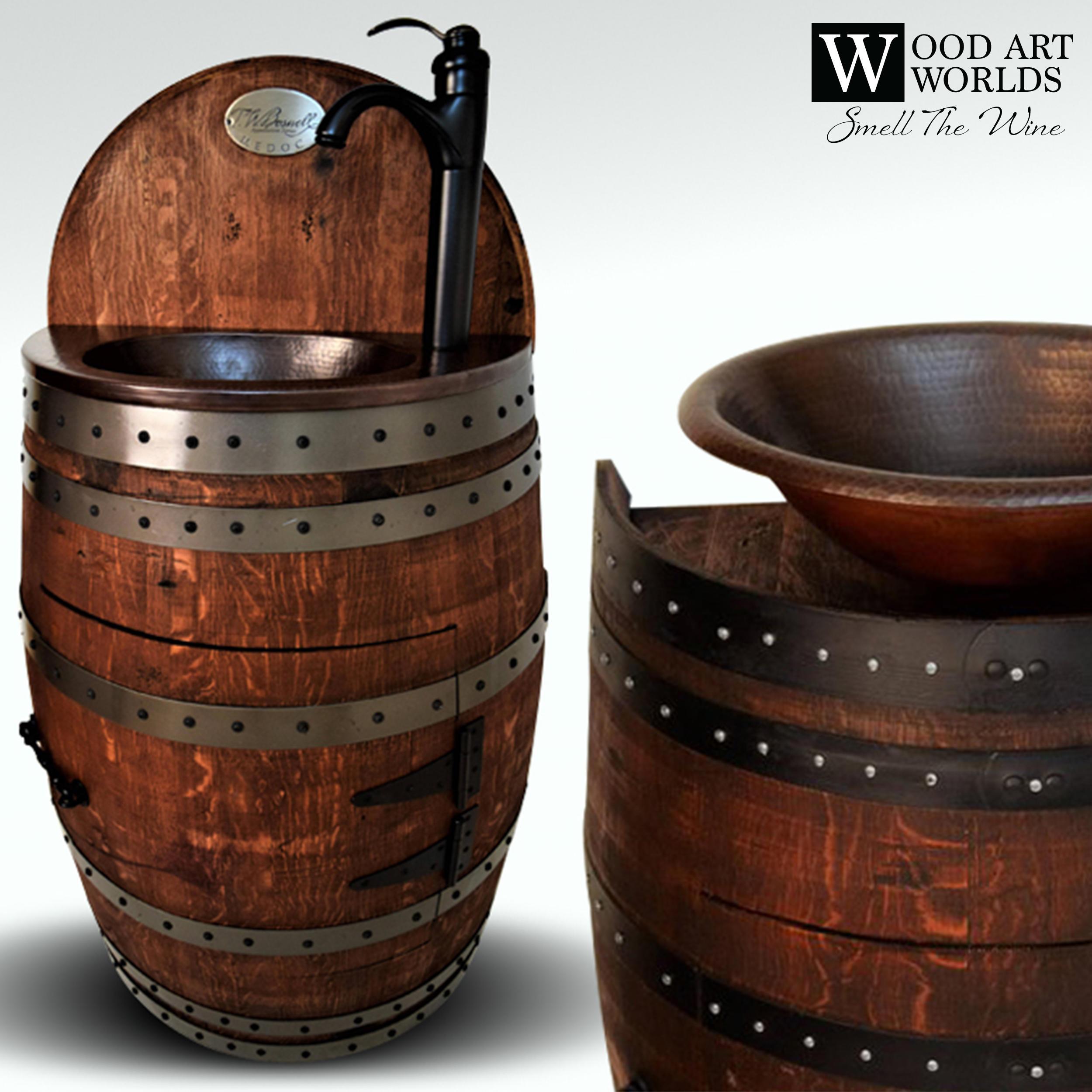 Wood Art Worlds image 0