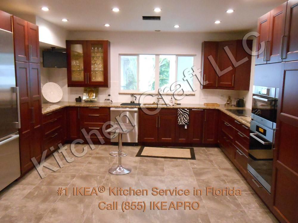 Kitchen Craft LLC - Ikea Kitchen Installation image 16