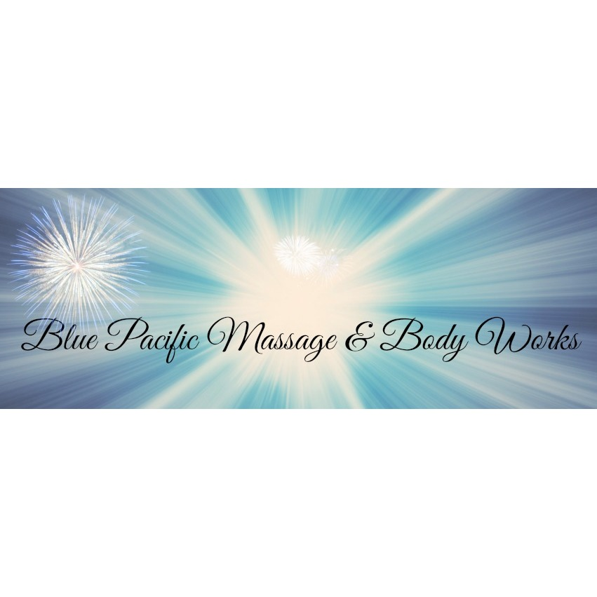 image of the Blue Pacific Massage & Body Works