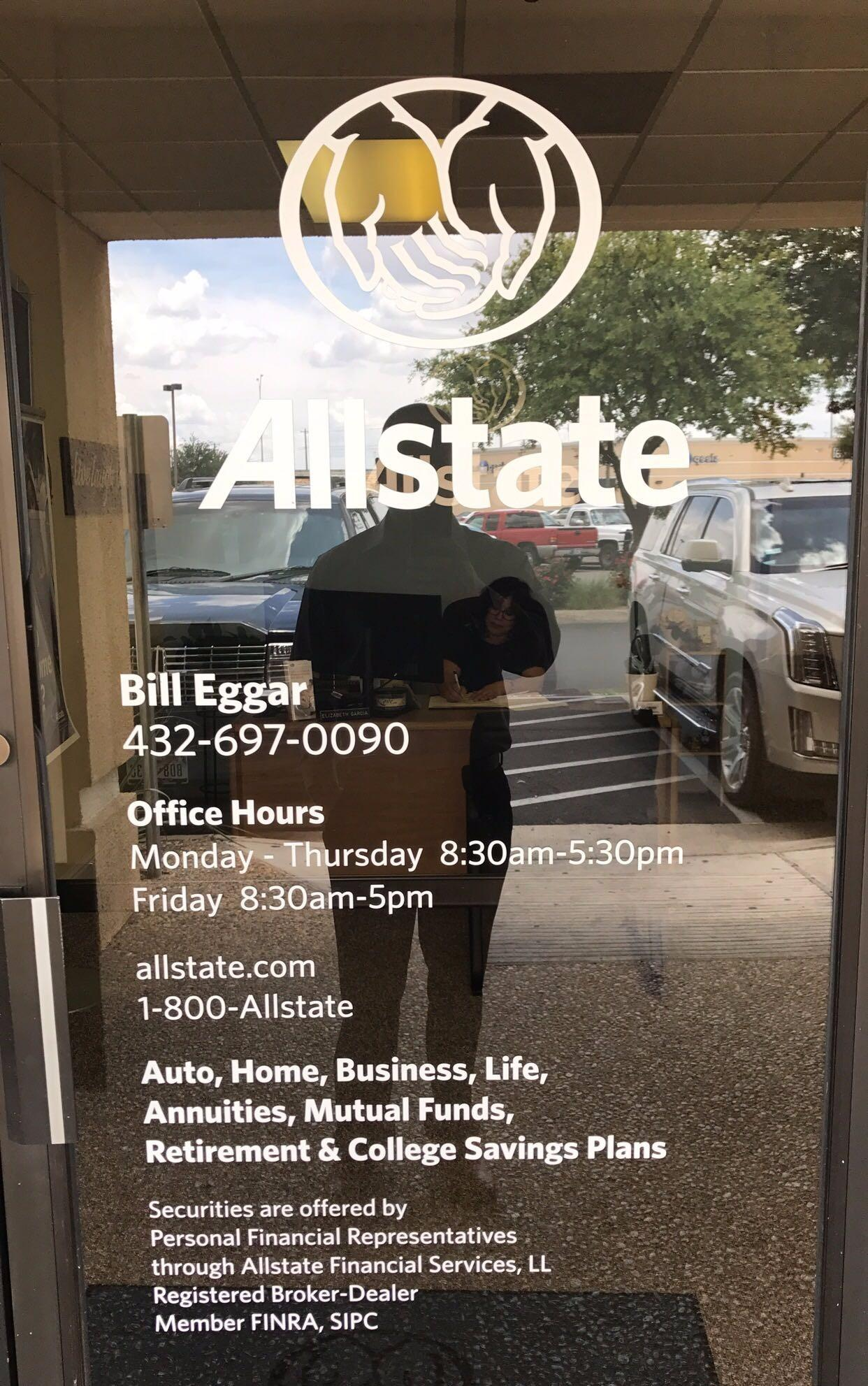 Allstate Insurance Agent: Bill Eggar image 0