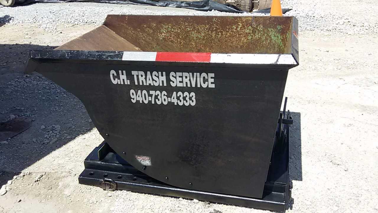 C.H. Trash Service - Dumpster Rental image 0