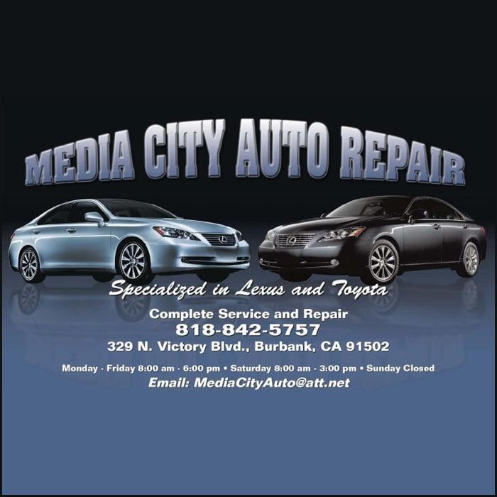Media City Auto Repair