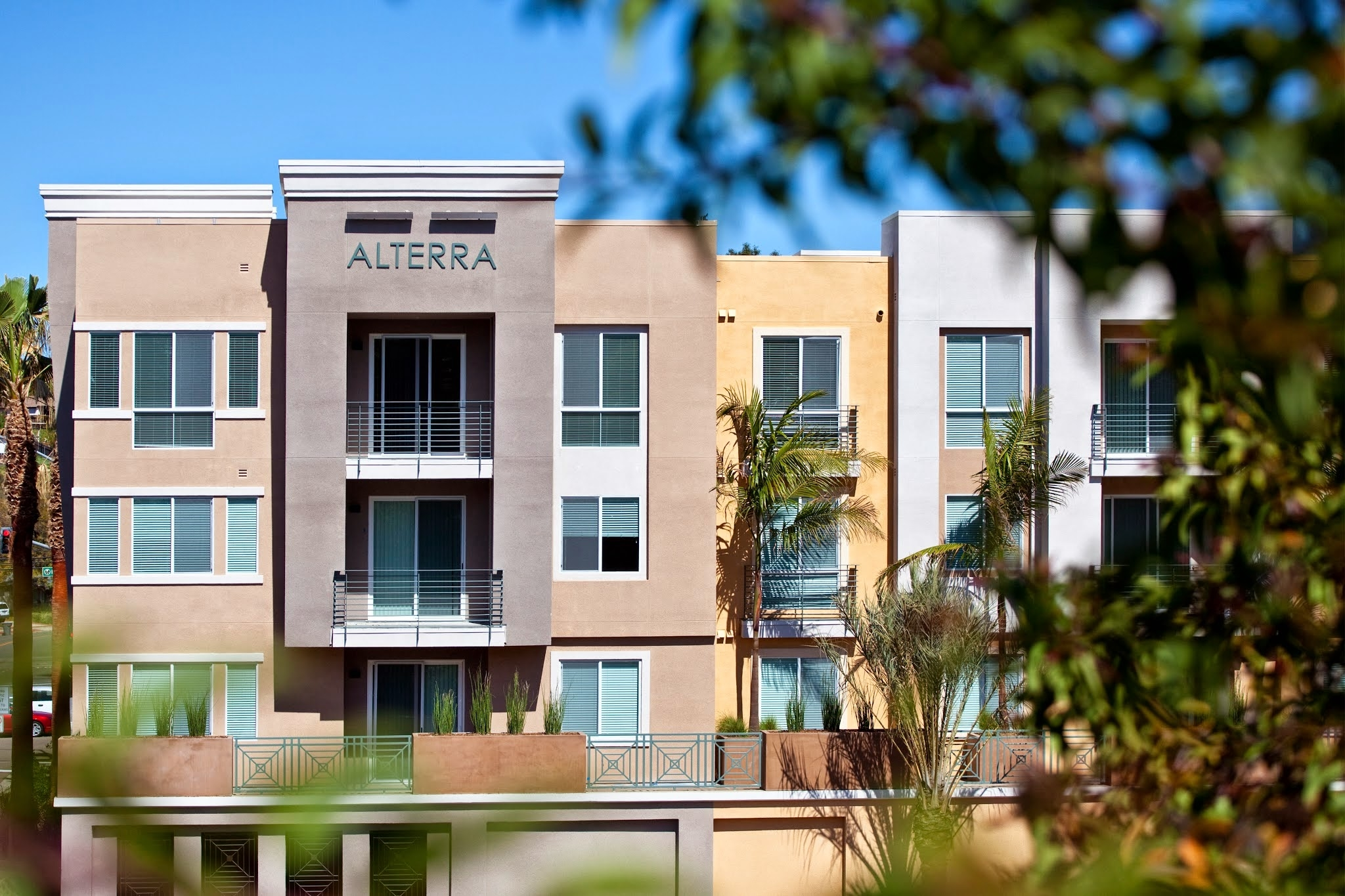 Alterra at Grossmont Trolley Apartments 8727 Fletcher Pkwy La Mesa