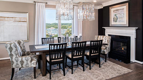 Mount Vineyard Townhomes by Pulte Homes image 0