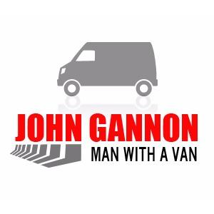 John Gannon Man with A Van