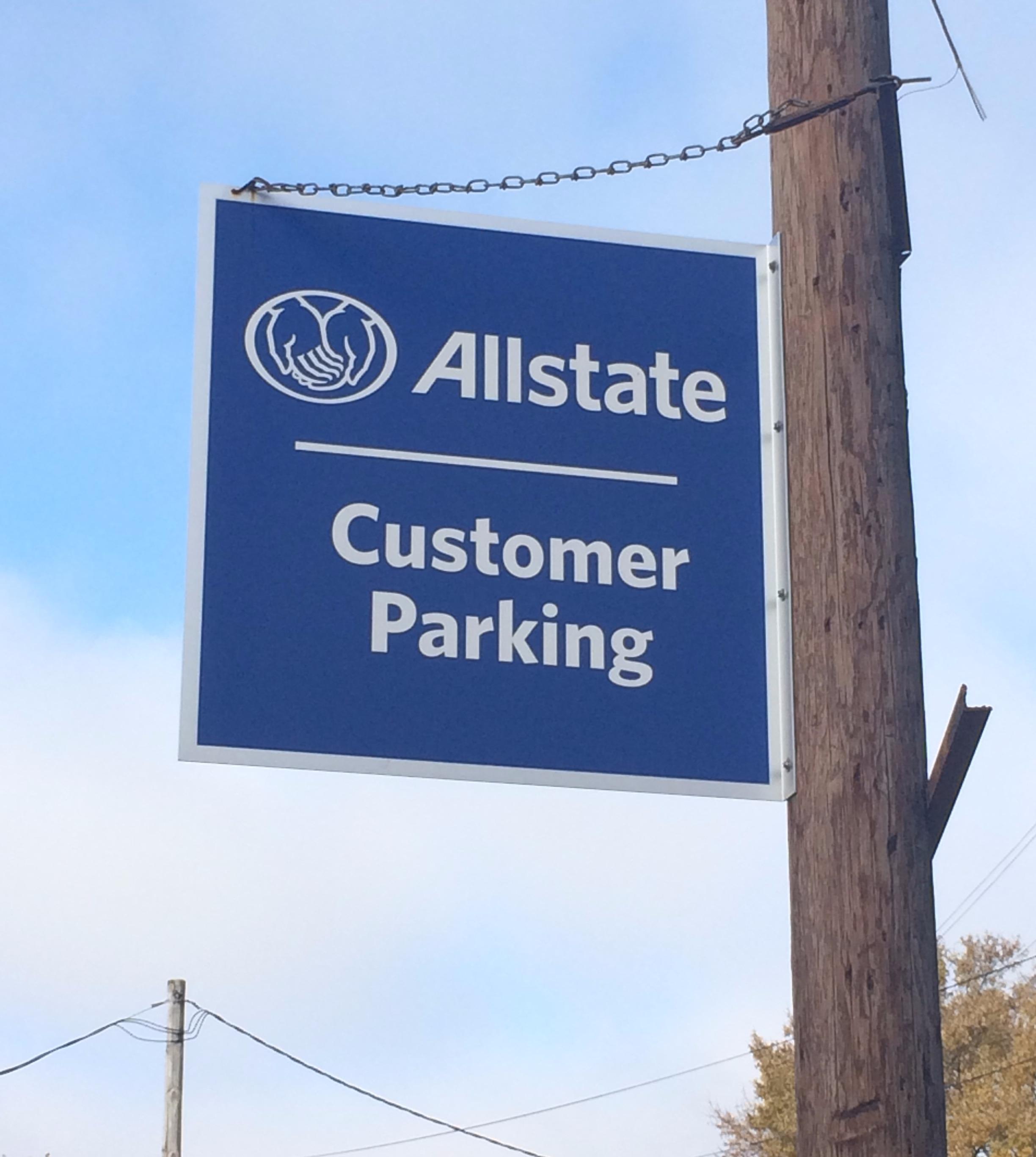 Derek Newton: Allstate Insurance