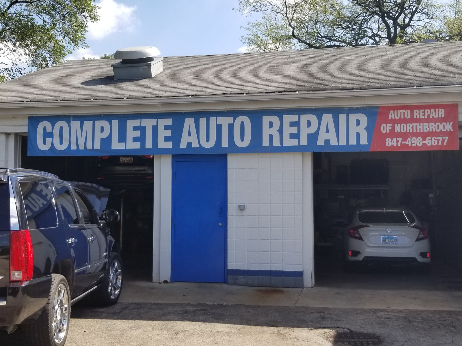 Auto Repair of Northbrook image 3