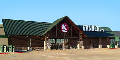 Welcome to Gander Outdoors. We will be your hometown outfitter - offering the best regional gear for all your outdoor needs, at the best value.