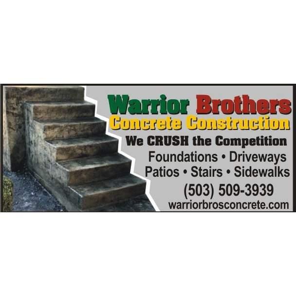Warrior Bro.s Concrete & Construction LLC