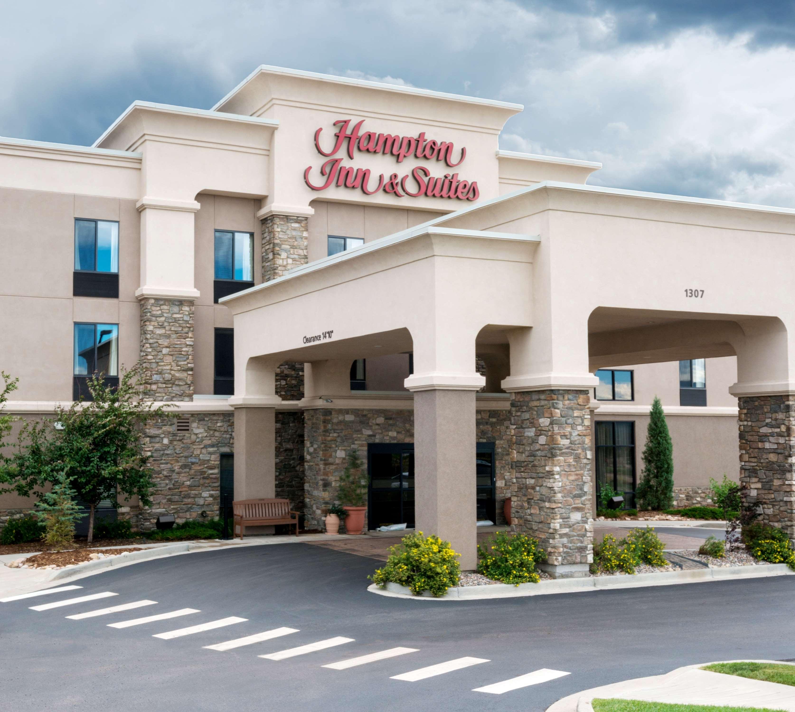 Hampton Inn & Suites Colorado Springs-Air Force Academy-I-25 North