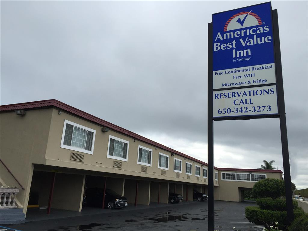 Americas Best Value Inn - San Mateo / San Francisco image 1