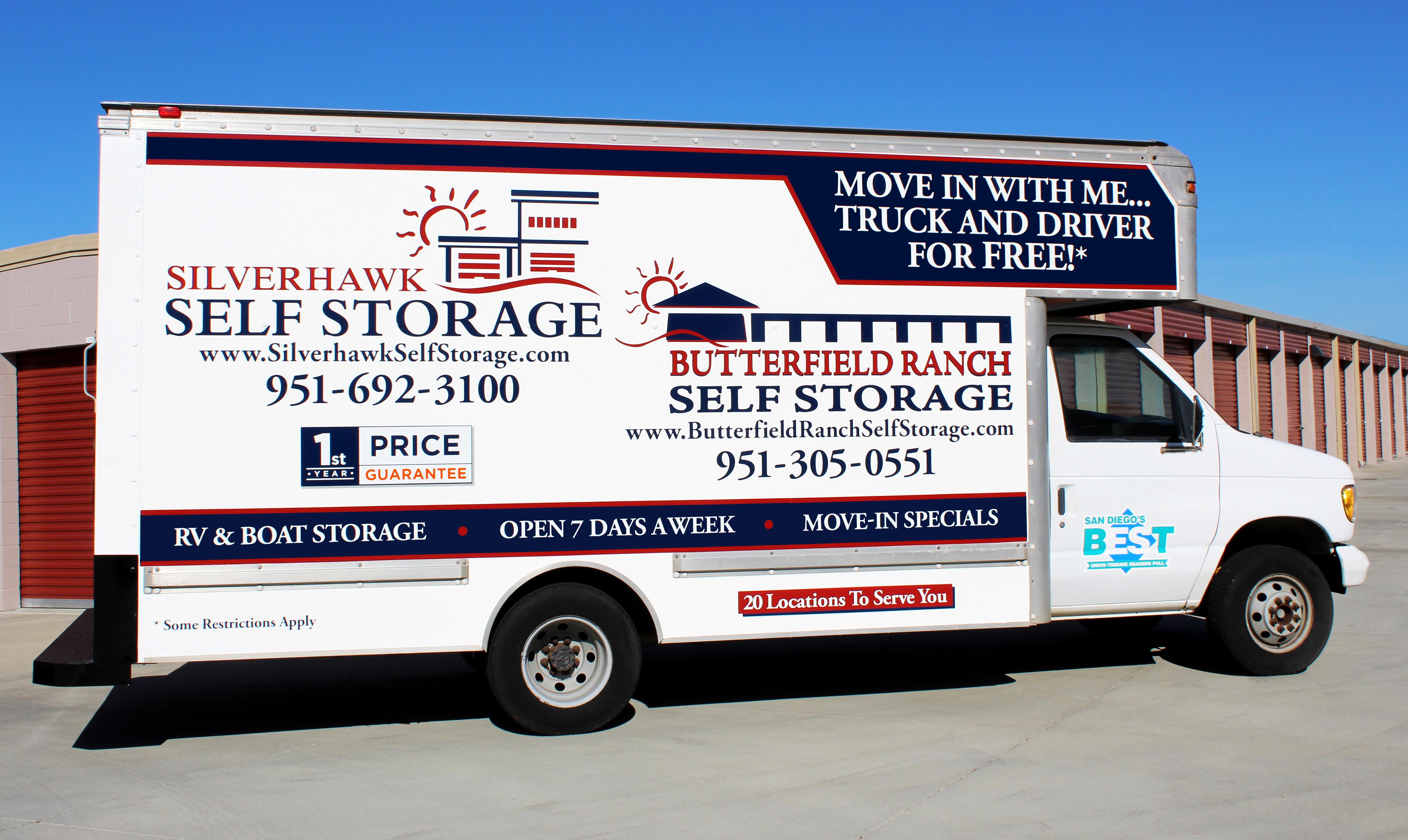Butterfield Ranch Self Storage