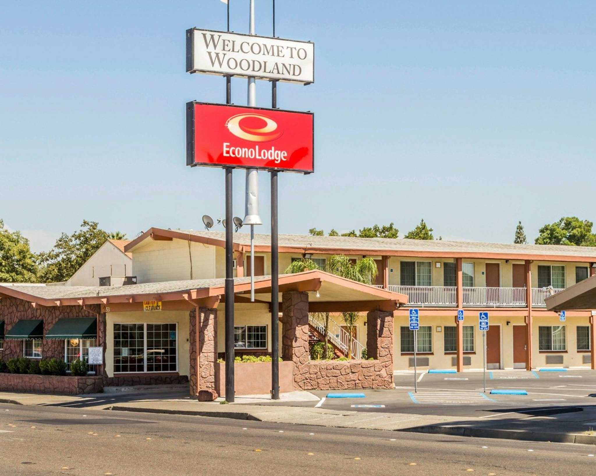 Motel  Woodland Ca
