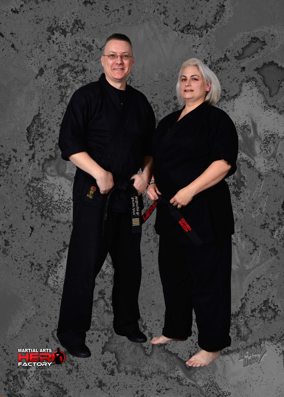 Martial Arts Hero Factory image 1