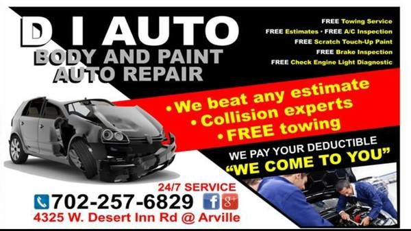 DI Auto Repair and Body