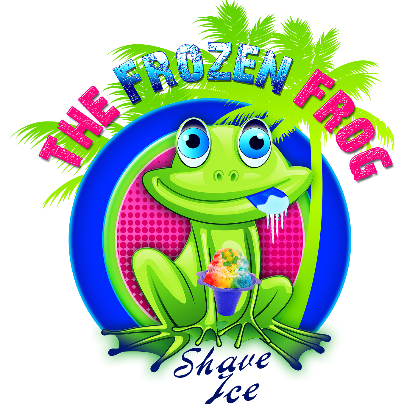 The Frozen Frog/Poppin' Frog