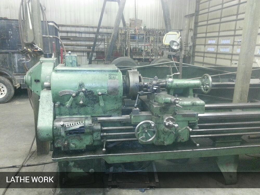Mel's Machine Works Inc