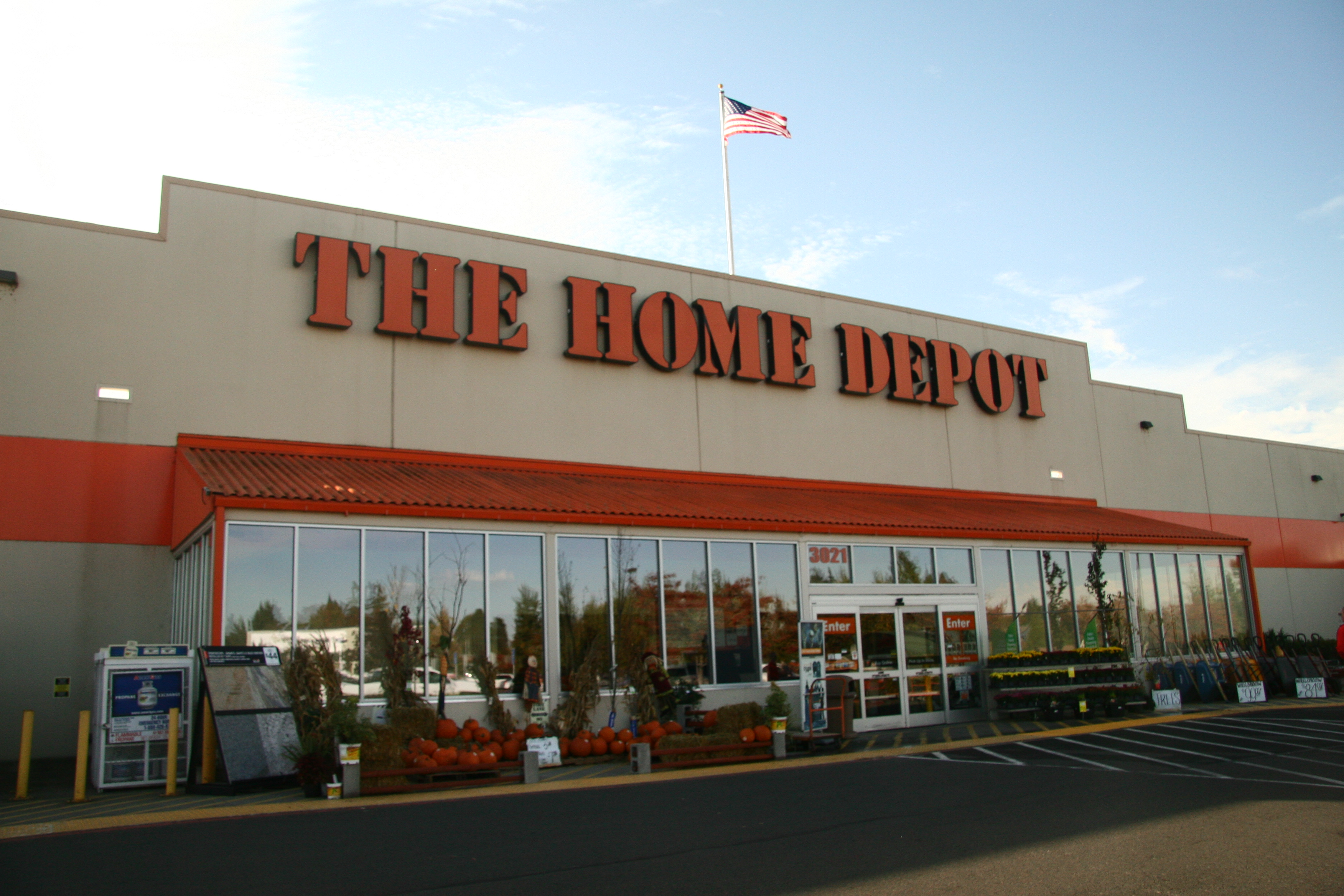 The Home Depot In Salem Or 503 587 7