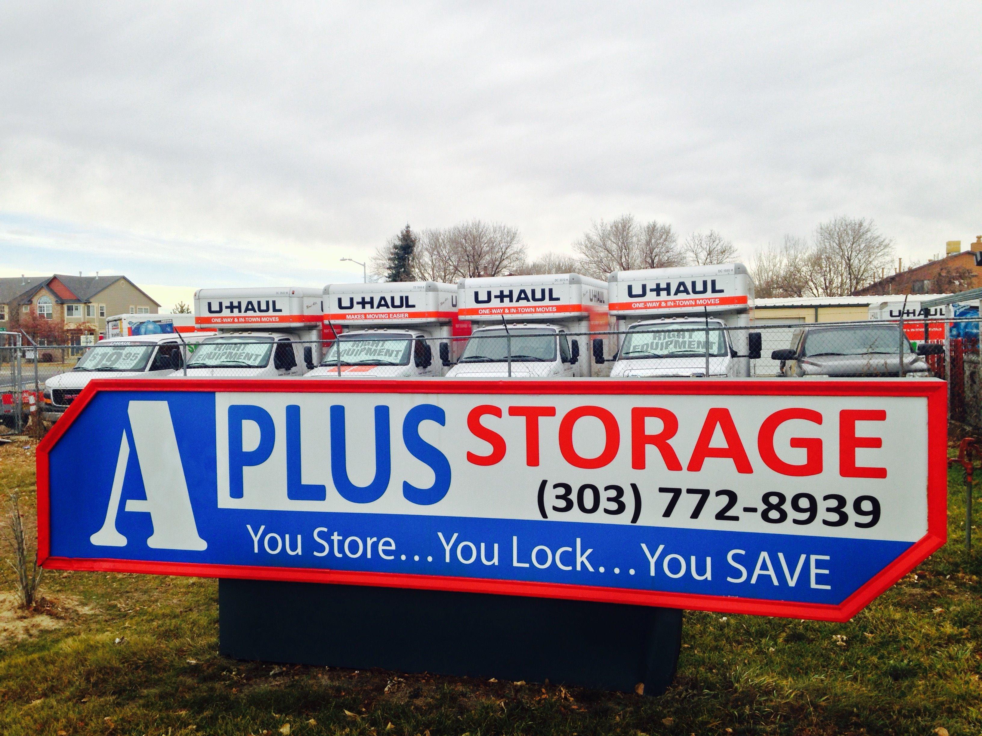 A-Plus Self Storage image 1