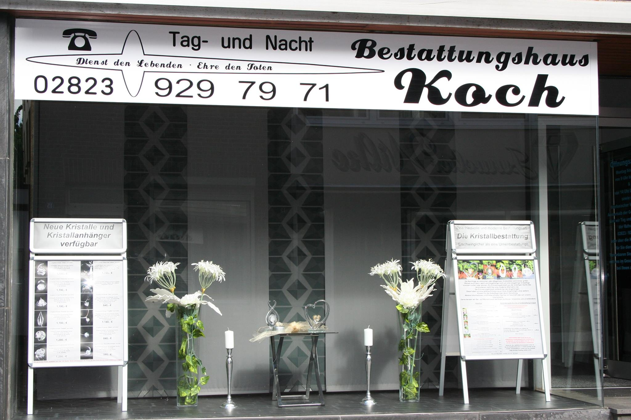 Bestattungshaus koch in goch branchenbuch deutschland for Koch deutschland