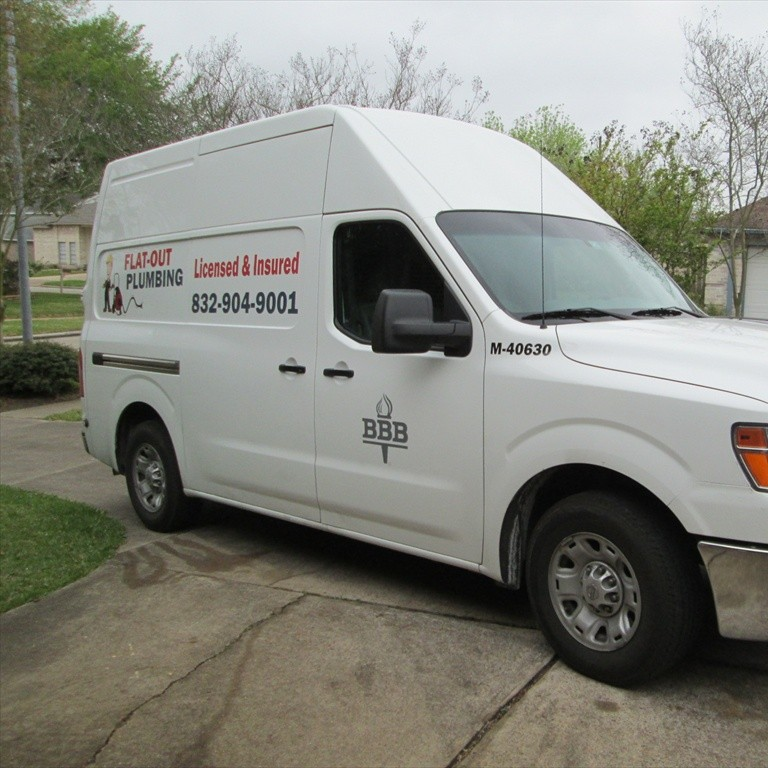 Plumbers in TX Houston 77068 Flat-Out Plumbing 4200 Cypress Creek Pkwy  (832)404-6638