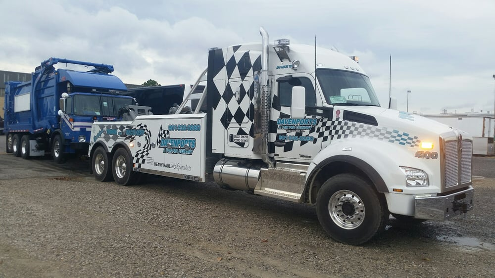 Davenport's Towing & Recovery