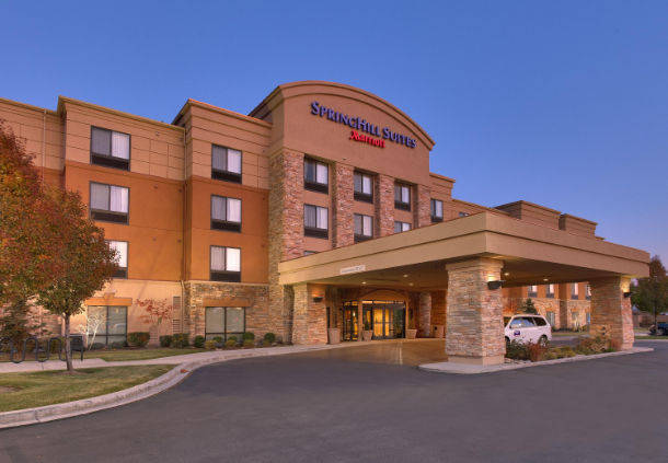 SpringHill Suites by Marriott Salt Lake City Downtown image 0
