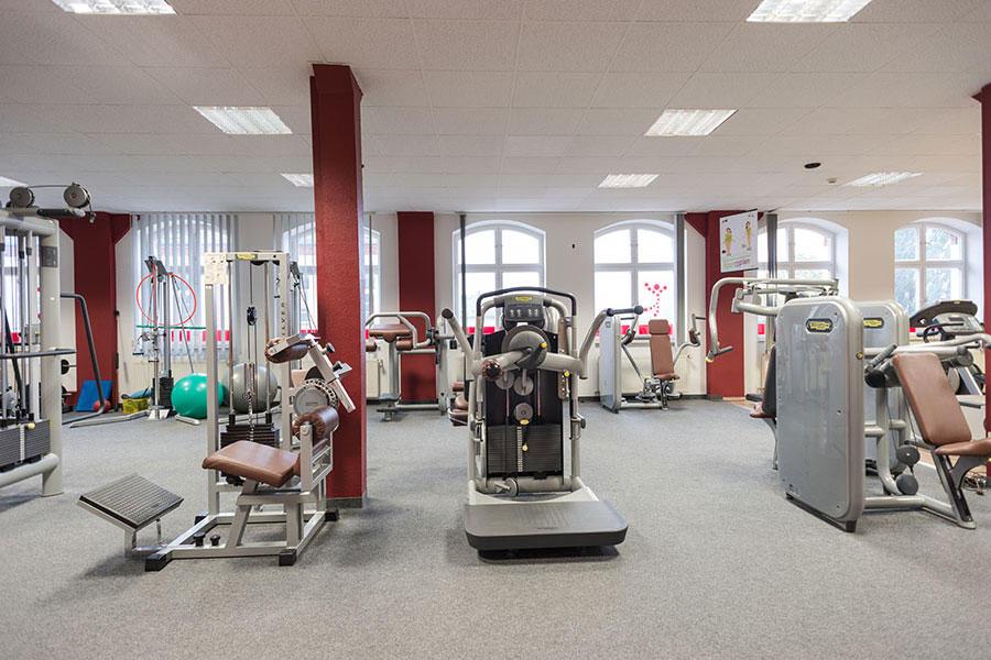 Sport- und Therapiezentrum Chemnitz Torsten Fischer