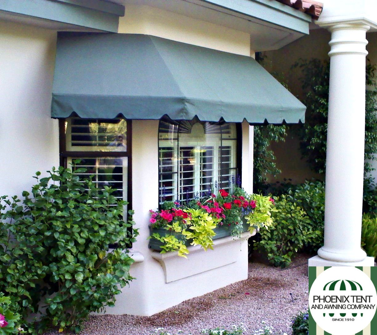 Phoenix Tent And Awning Company 2829 E McDowell Road AZ Awnings Canopies