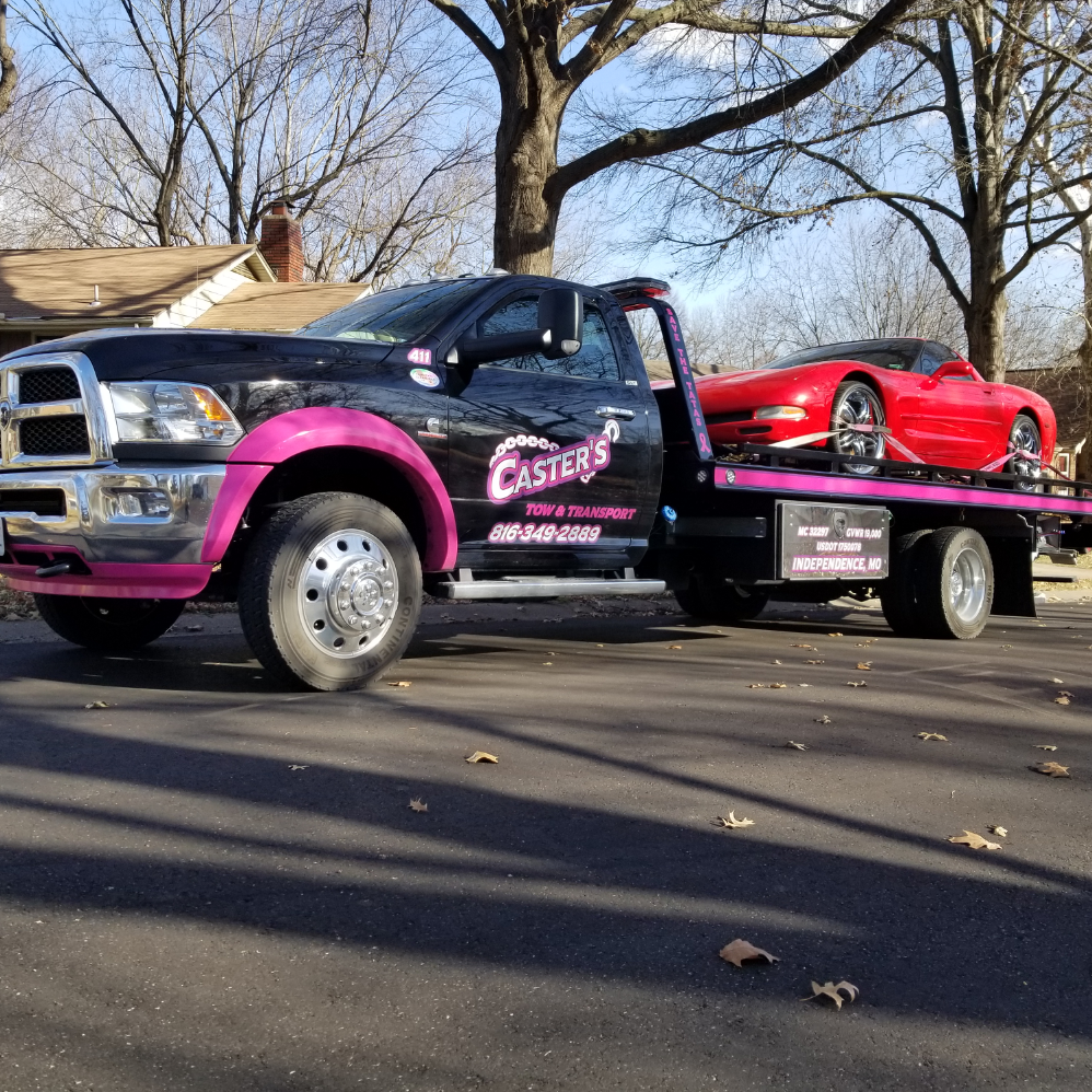 Caster's Tow and Transport