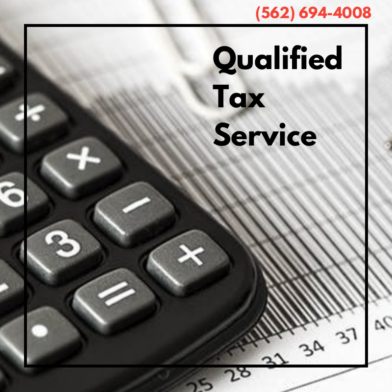Qualified Tax Service image 0