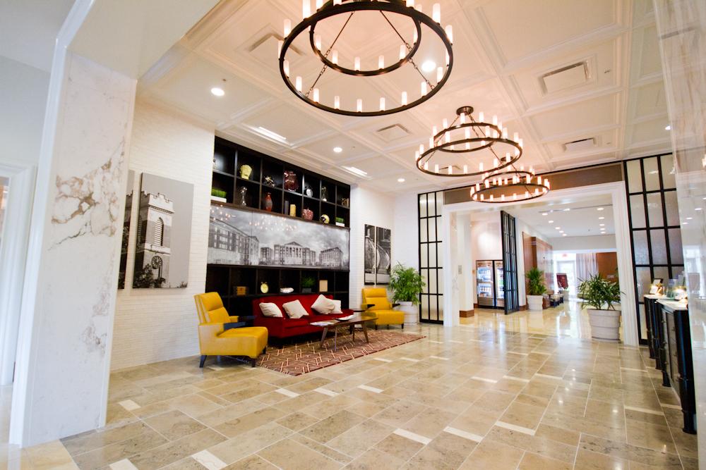 Nashville Marriott at Vanderbilt University image 2