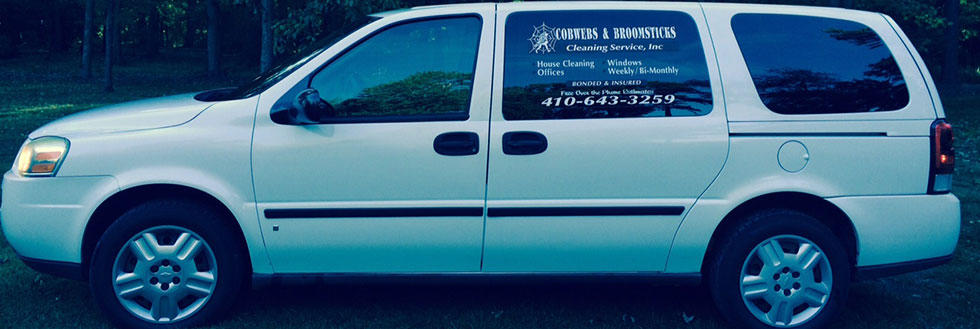 Cobwebs & Broomsticks Cleaning Service Inc. image 1