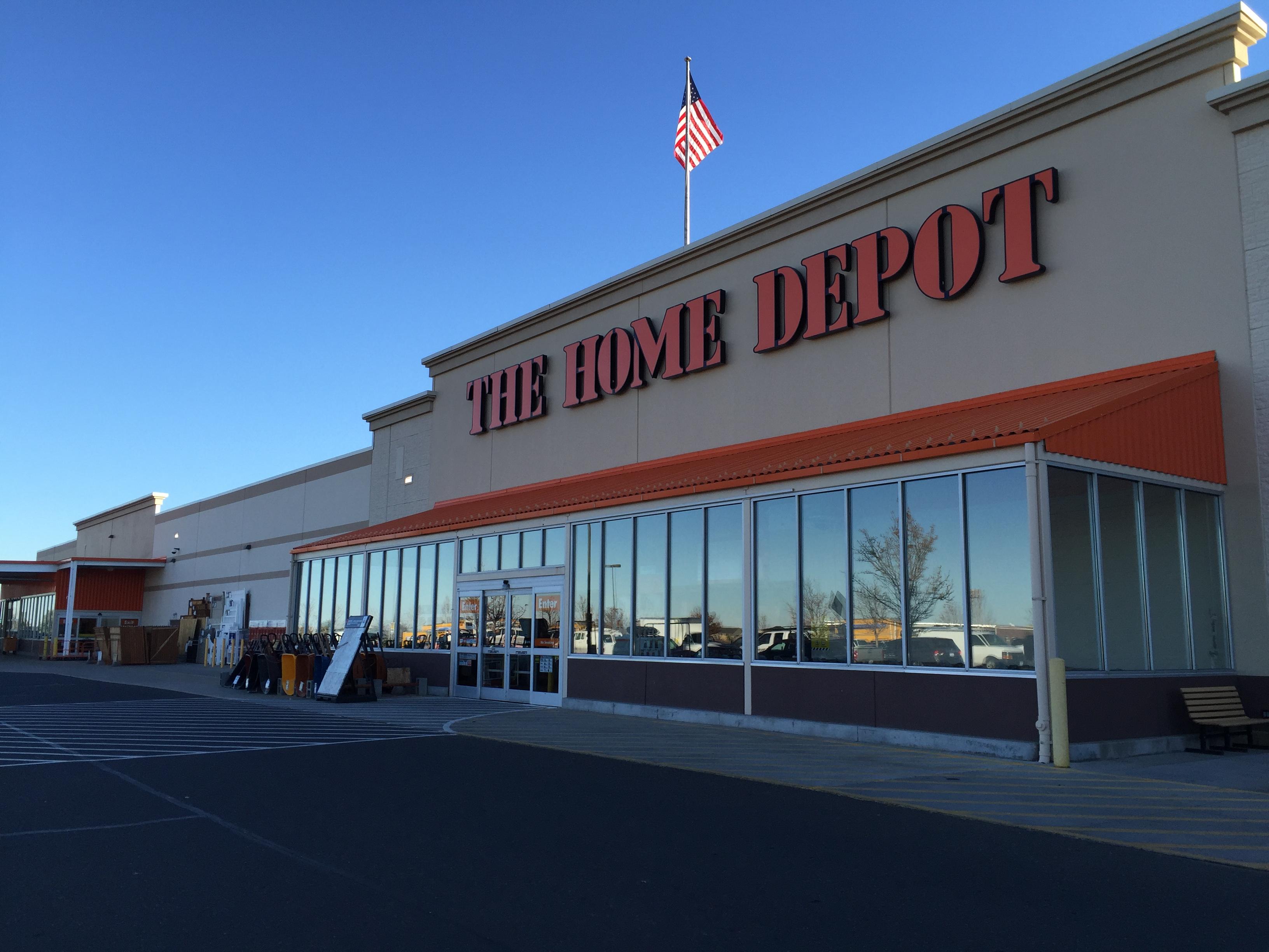 The Home Depot 3910 W 27th Avenue Kennewick, WA Hardware