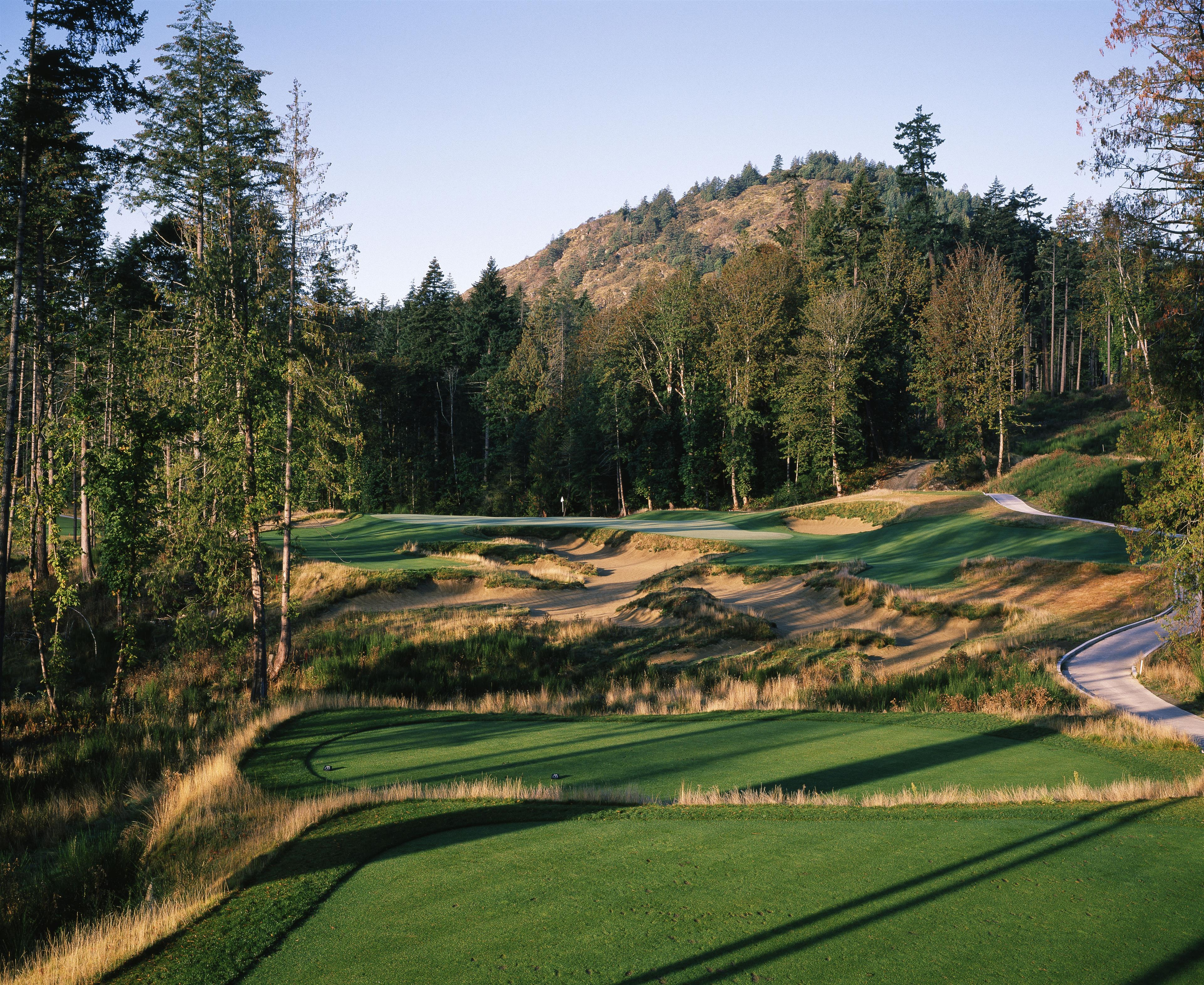 The Westin Bear Mountain Golf Resort & Spa, Victoria in Victoria: Valley Hole #14